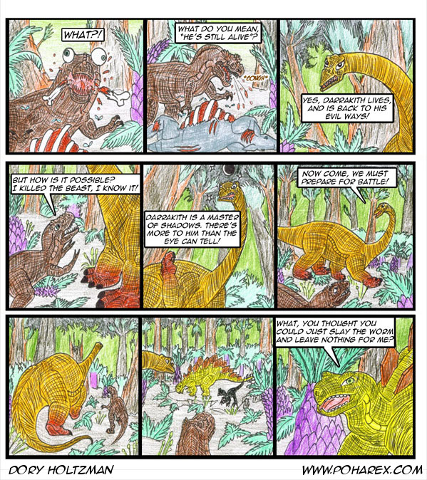 Poharex Issue #7 Page #1