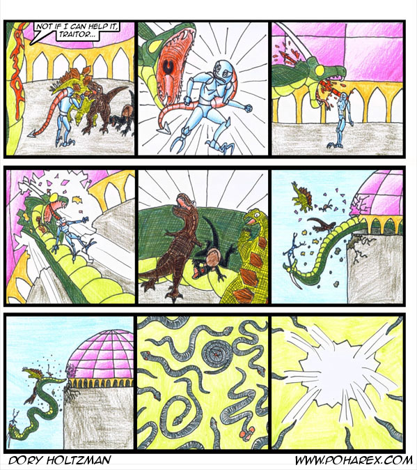 Poharex Issue #8 Page #4