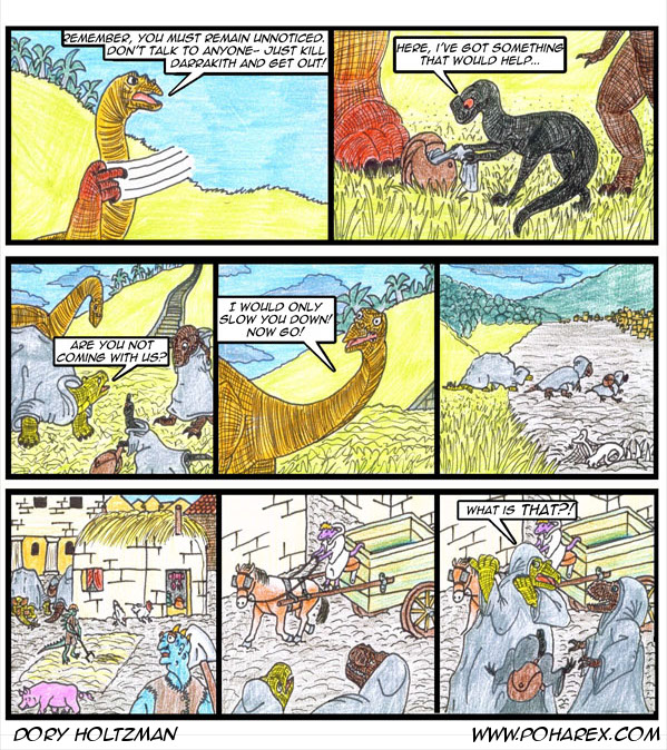 Poharex Issue #7 Page #4