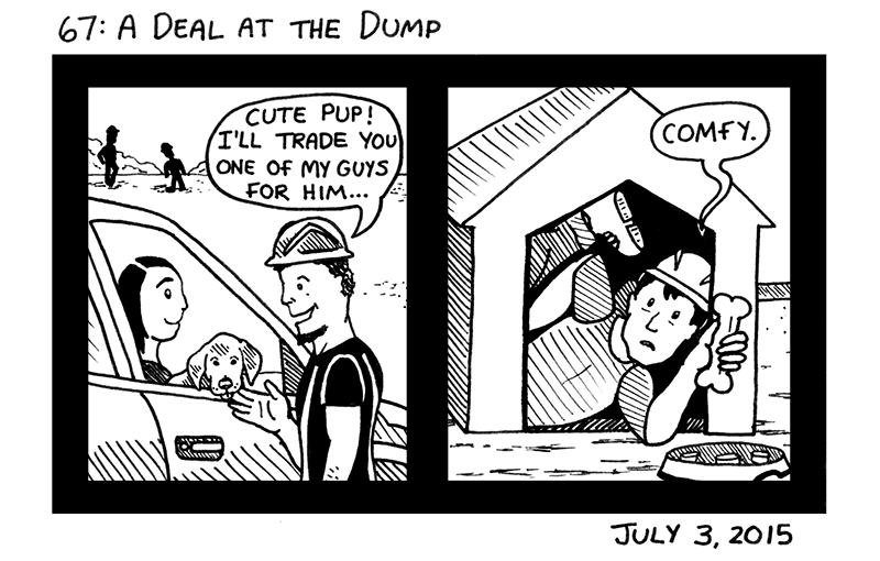 A Deal at the Dump