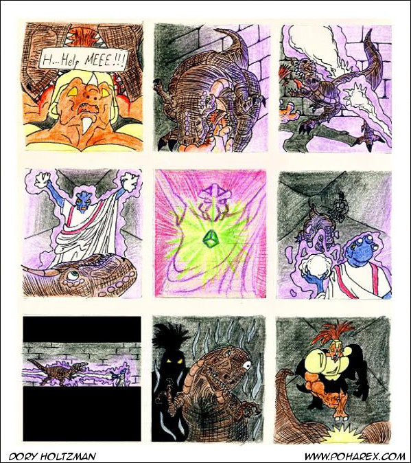 Poharex Issue #11 Page #11
