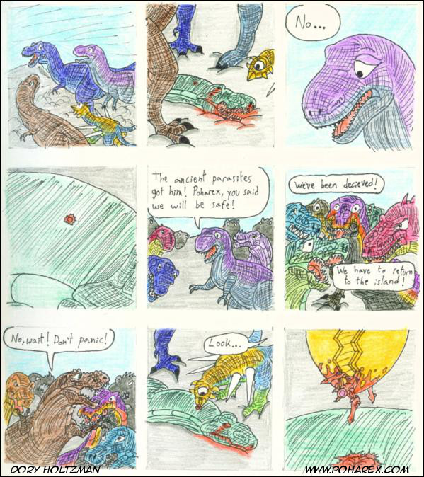 Poharex Issue #10 Page #9