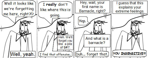Barnacle Provoking