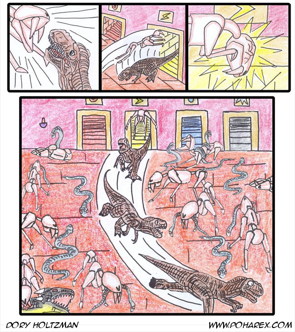 Poharex Issue #2 Page #8