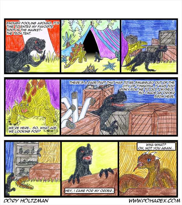 Poharex Issue #6 Page #9