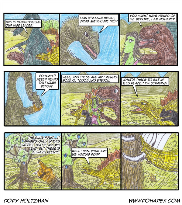 Poharex Issue #4 Page #7