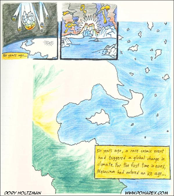 Poharex Issue #10 Page #1