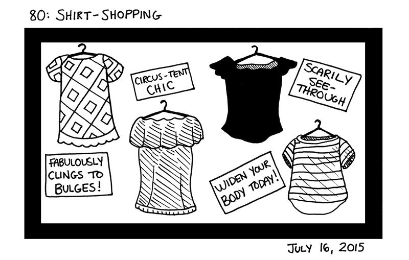 Shirt-Shopping