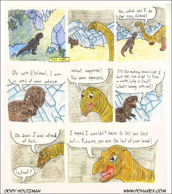 Poharex Issue #9 Page #5