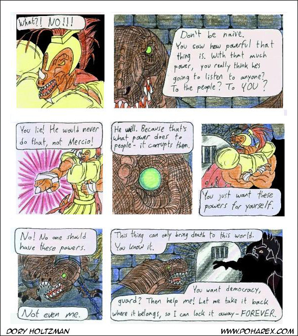 Poharex Issue #11 Page #18