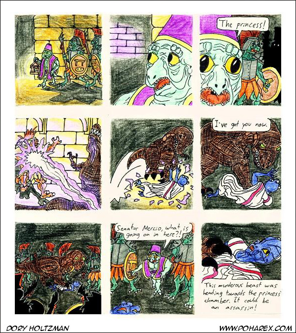 Poharex Issue #11 Page #12