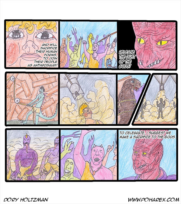 Poharex Issue #3 Page #8