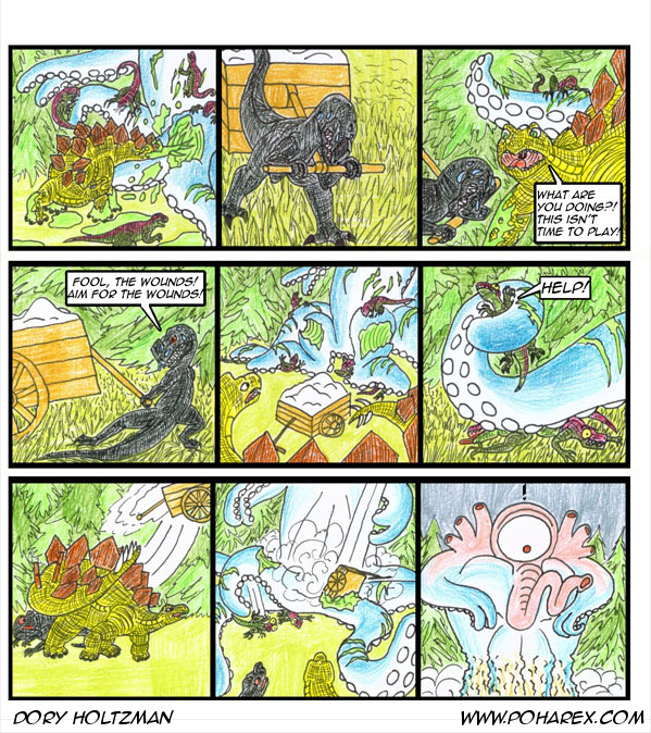 Poharex Issue #6 Page #17