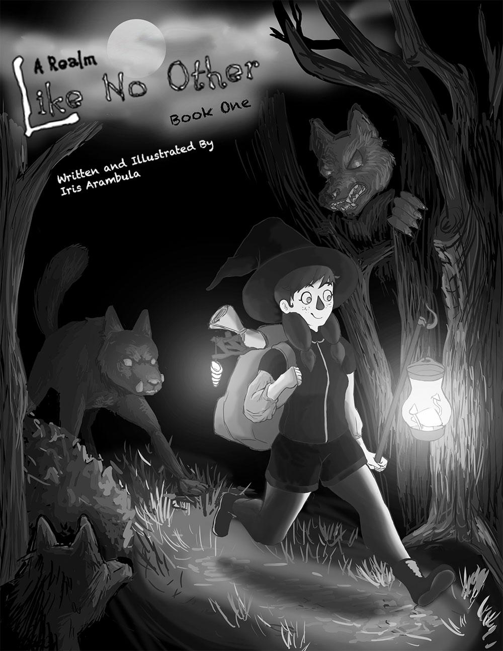 Book 1: Cover