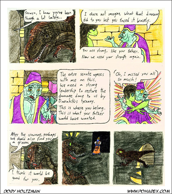 Poharex Issue #11 Page #8