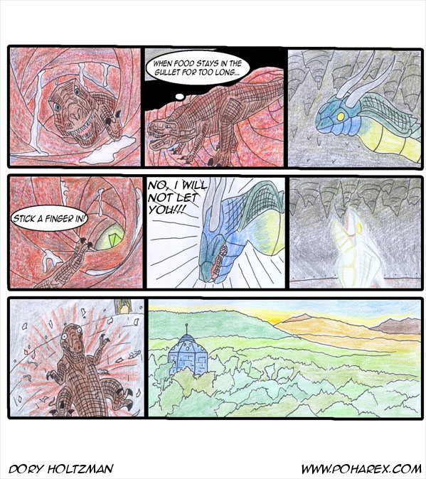 Poharex Issue #2 Page #11
