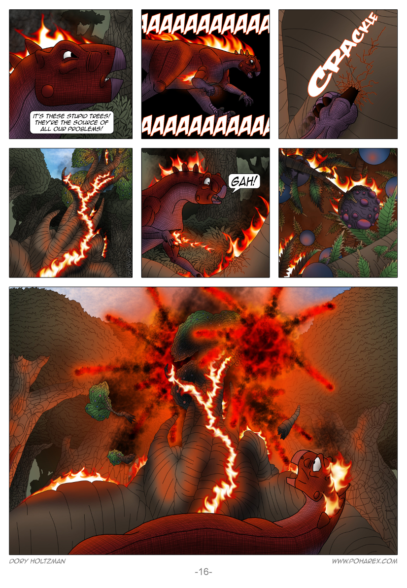 Poharex Issue #12 Page #16
