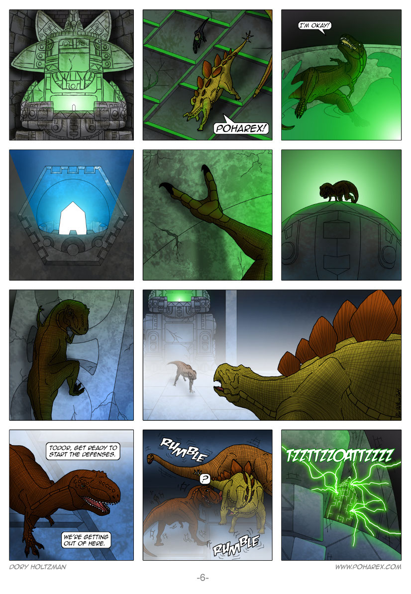 Poharex Issue #12 Page #6