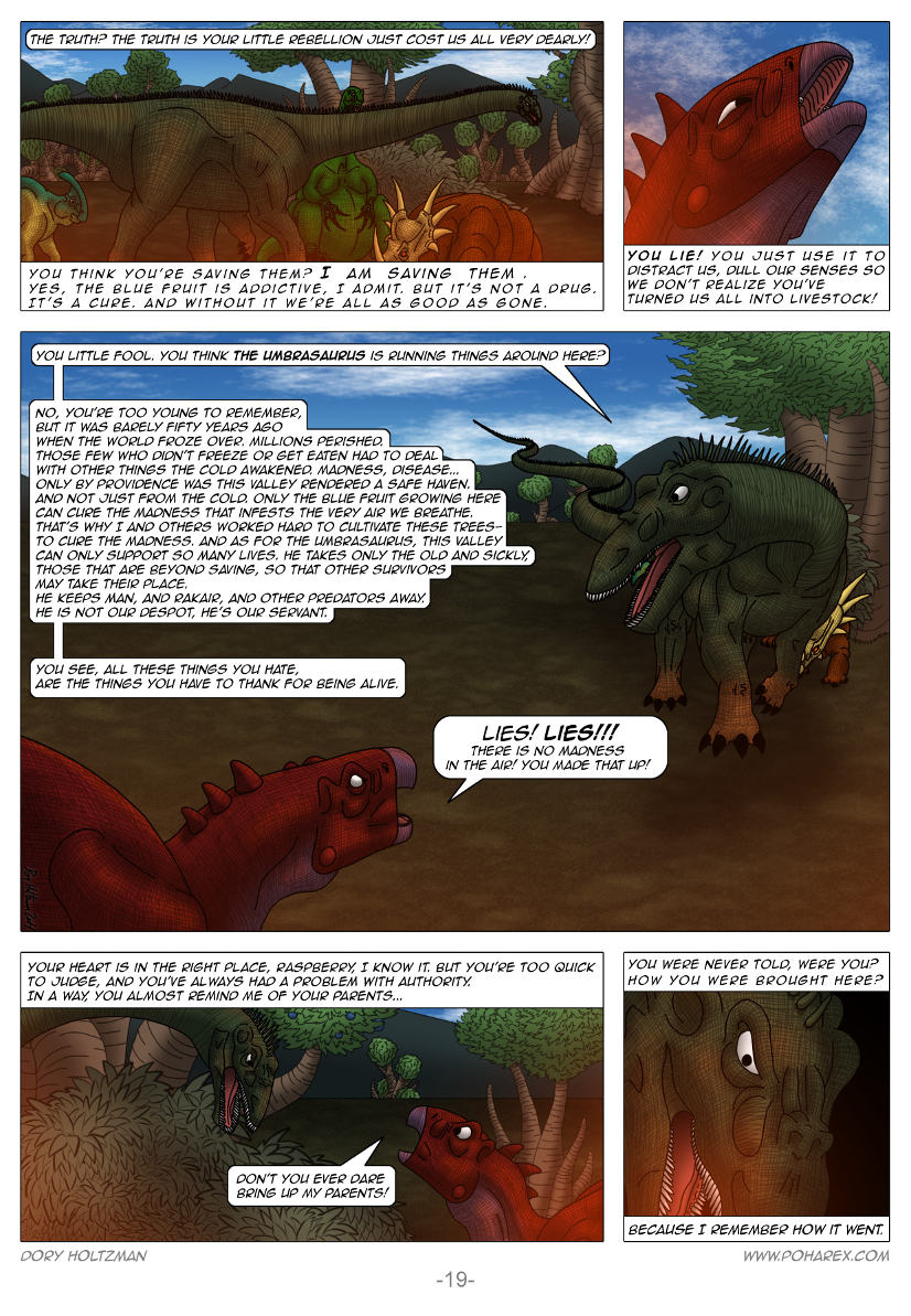 Poharex Issue #12 Page #19