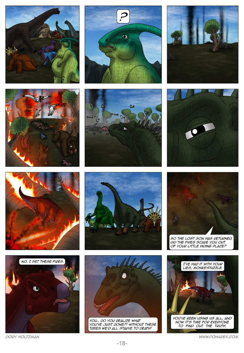 Poharex Issue #12 Page #18