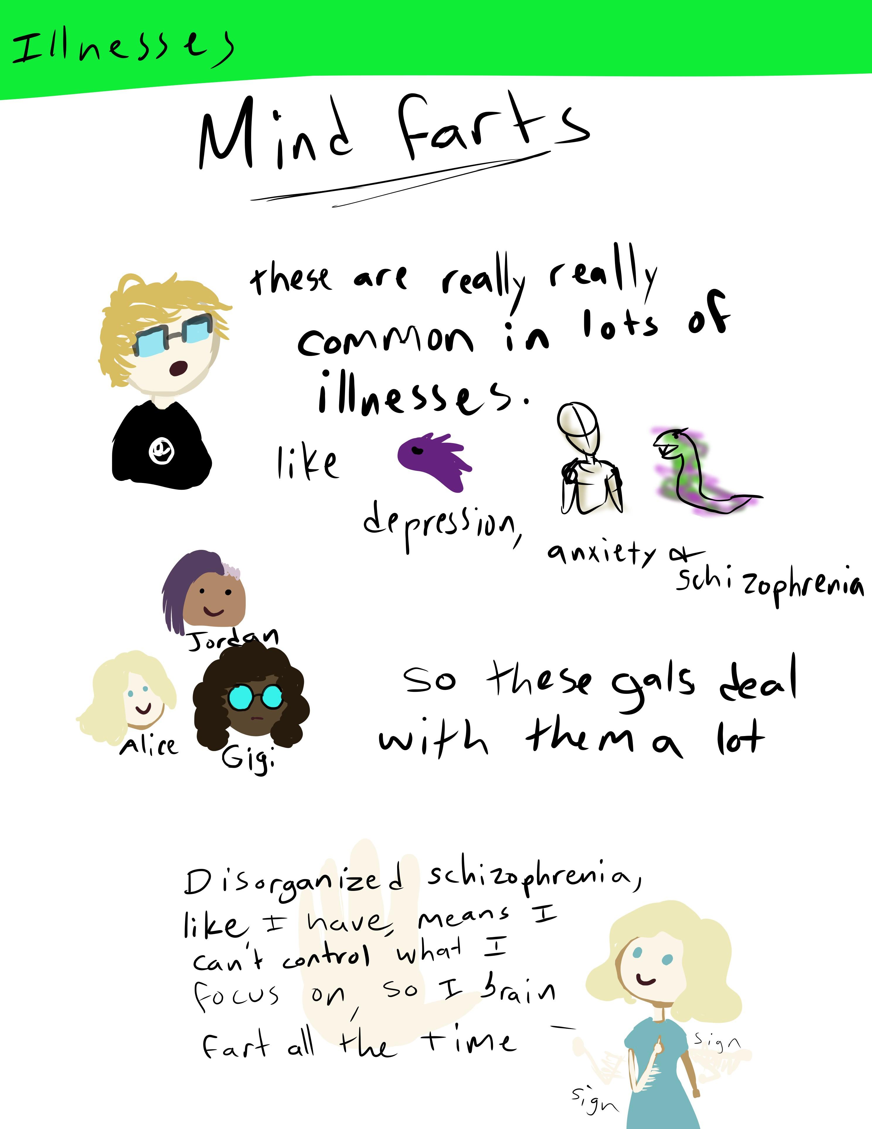 Mind Farts 1