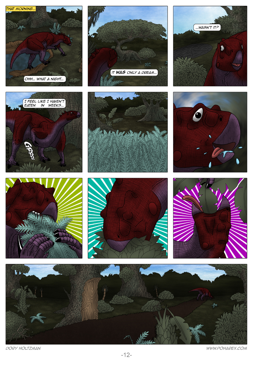Poharex Issue #12 Page #12