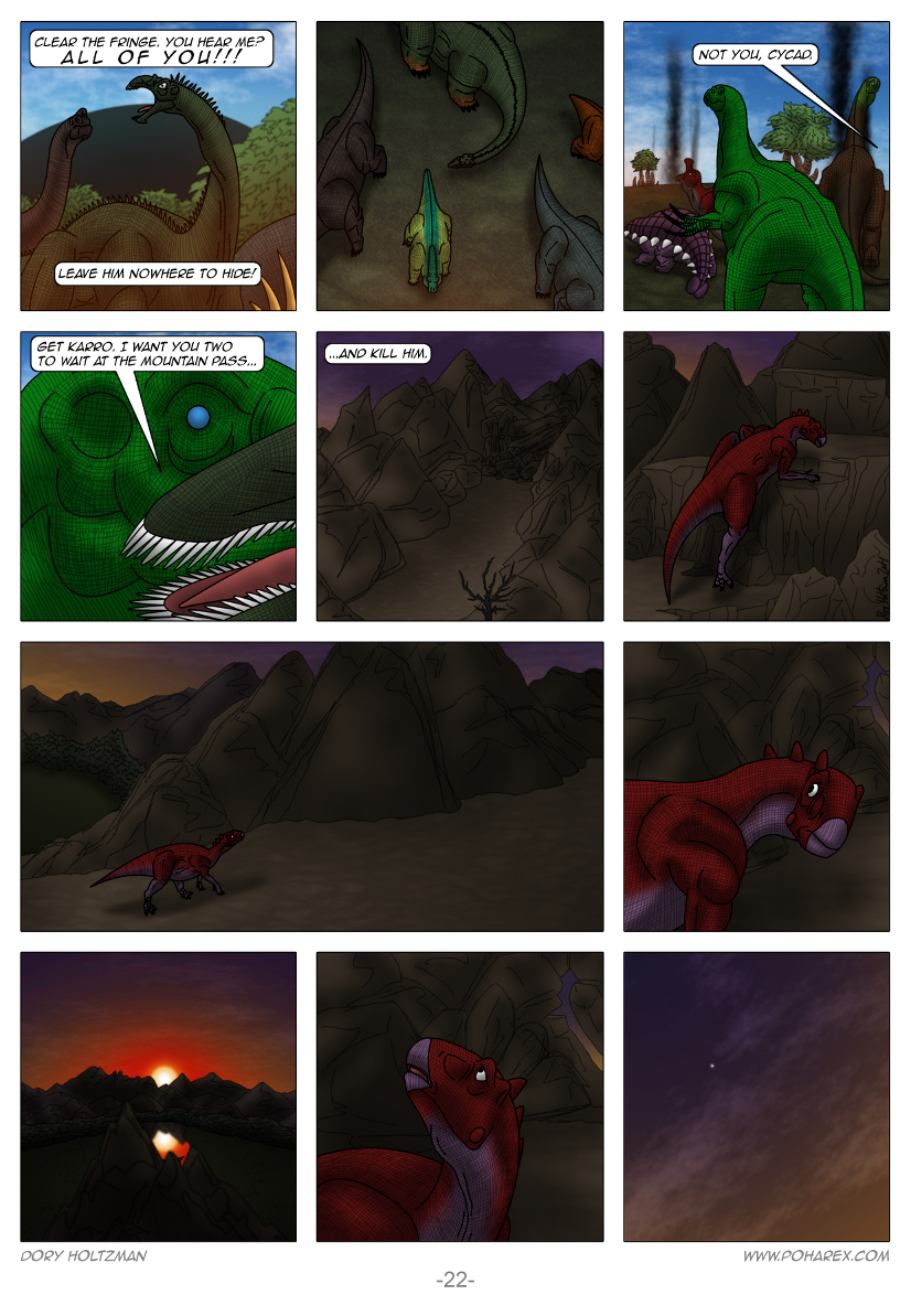Poharex Issue #12 Page #22