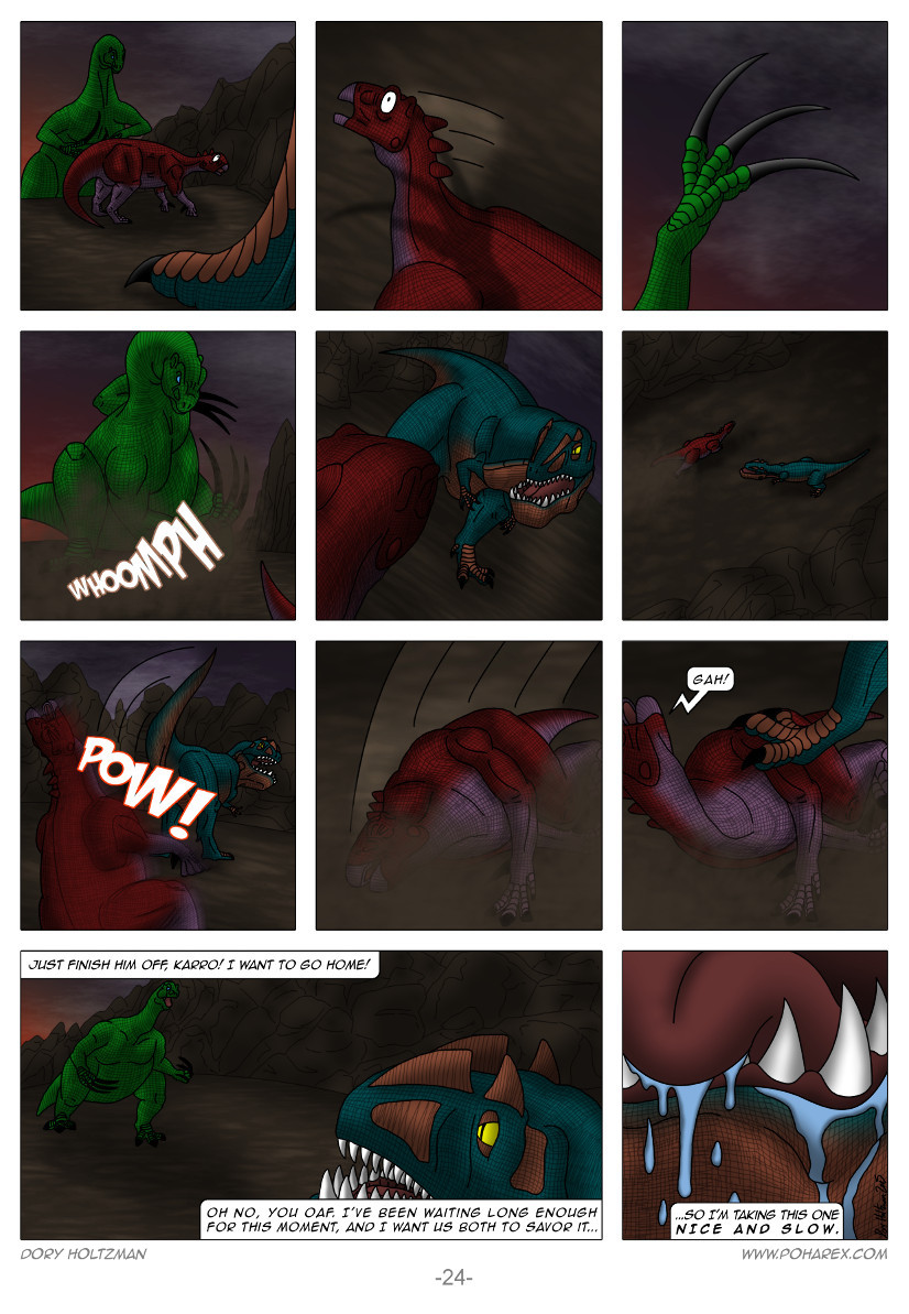 Poharex Issue #12 Page #24