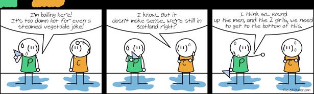 Sunny Scotland Part 1
