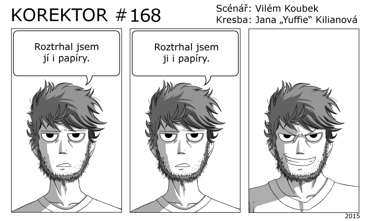 Korektor #168