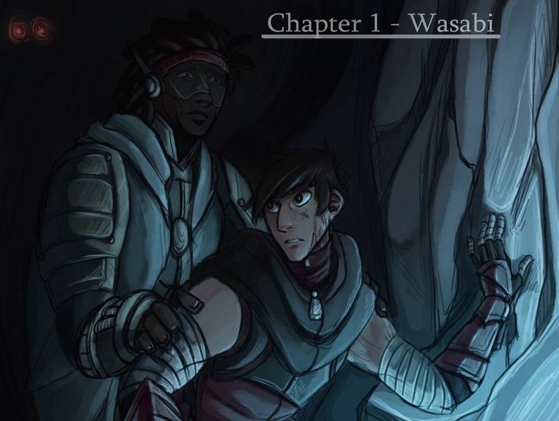 Chapter 1 - Wasabi