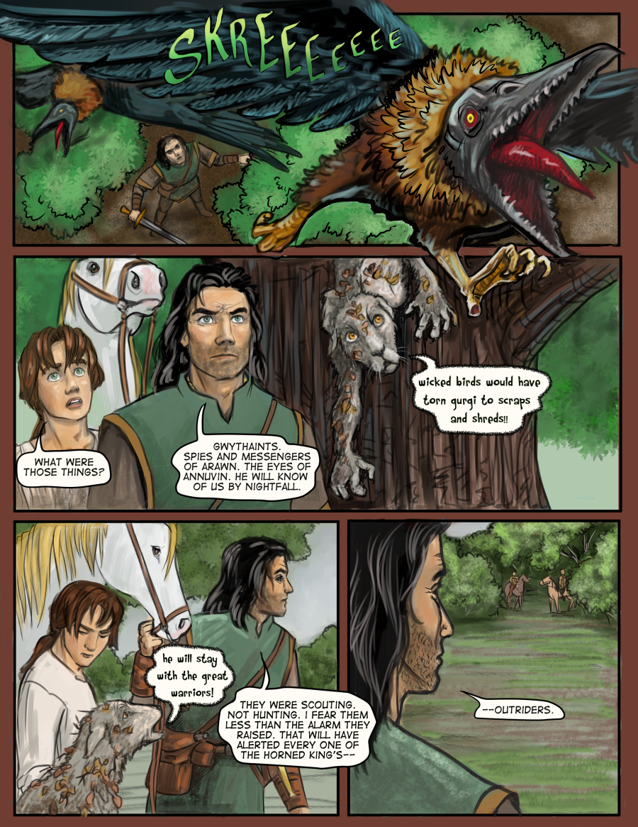 Chapter Four: Page Eight
