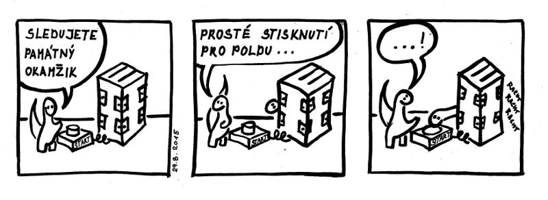 Poldogenerátor 3