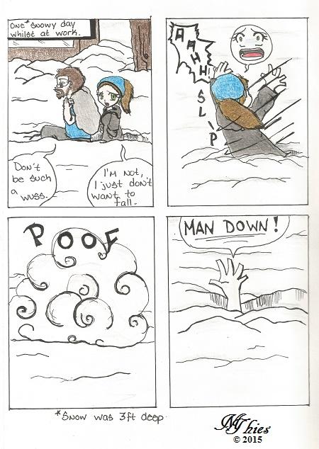 Man Down!!