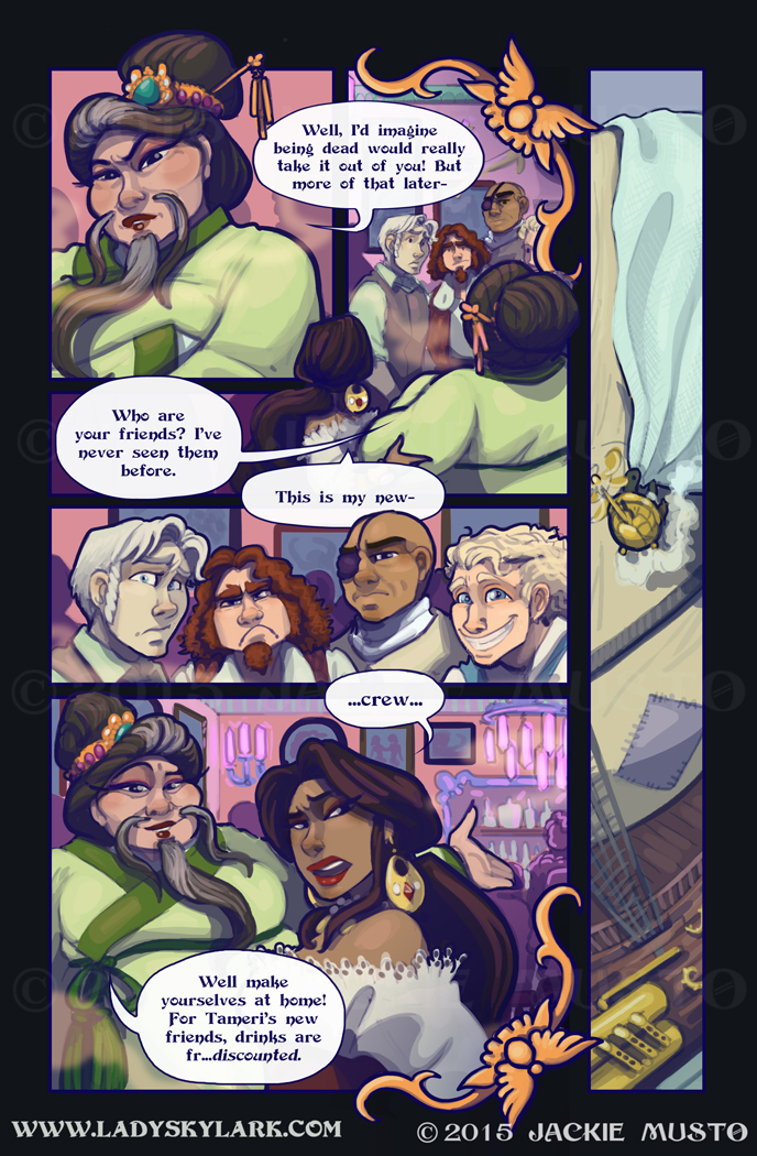Lady Skylark and the Queen's Treasure - Page 181