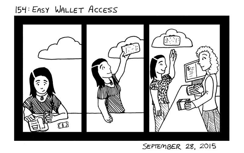 Easy Wallet Access