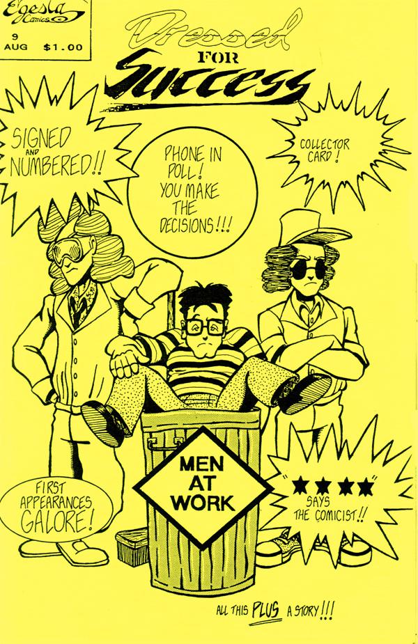 Men At Work - Cover