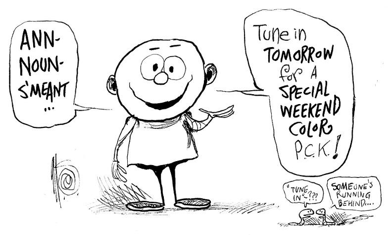 Tomorrow on Pop Culture's Kids...