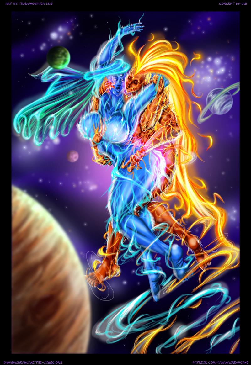 Bonus: Celestial Lovers
