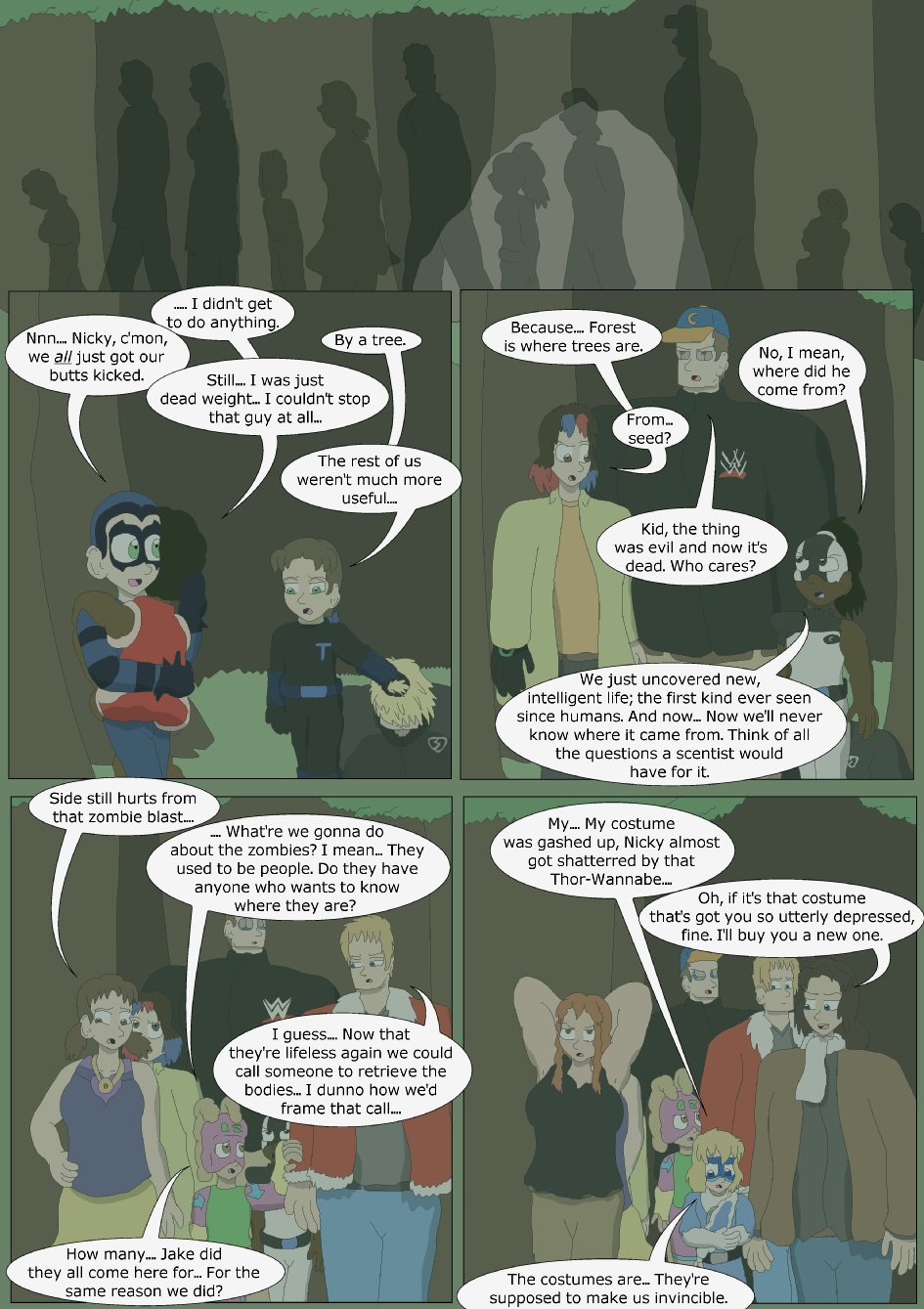 Blue vs. Green, Page 43