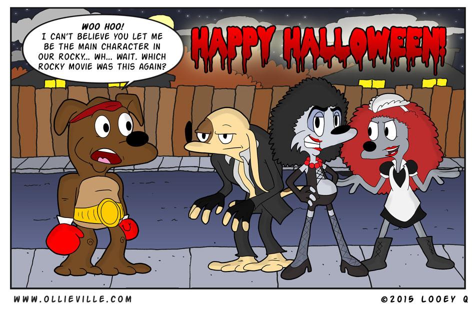 Happy Halloween! 2014