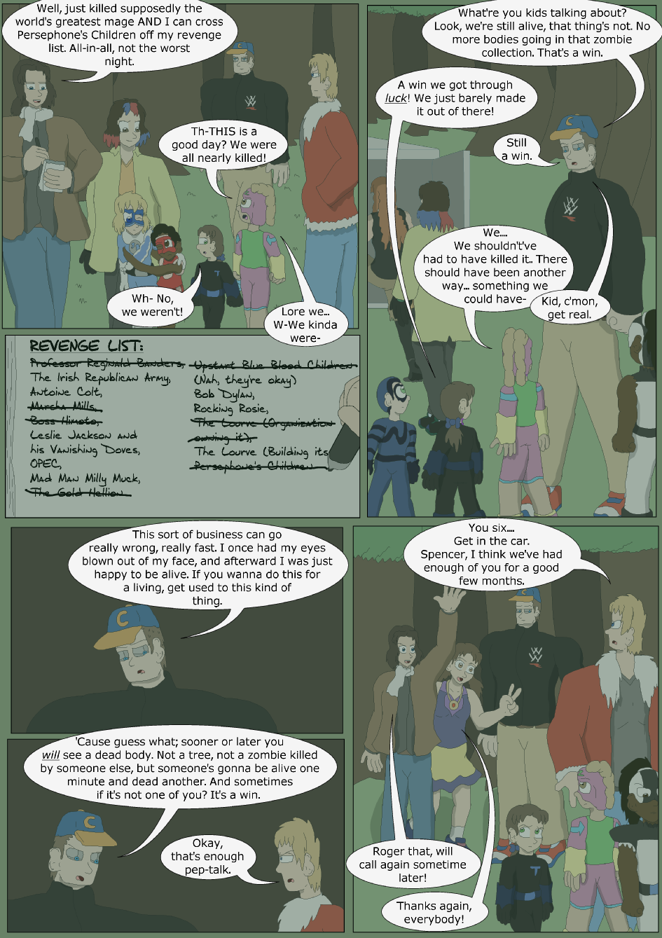 Blue vs. Green, Page 44