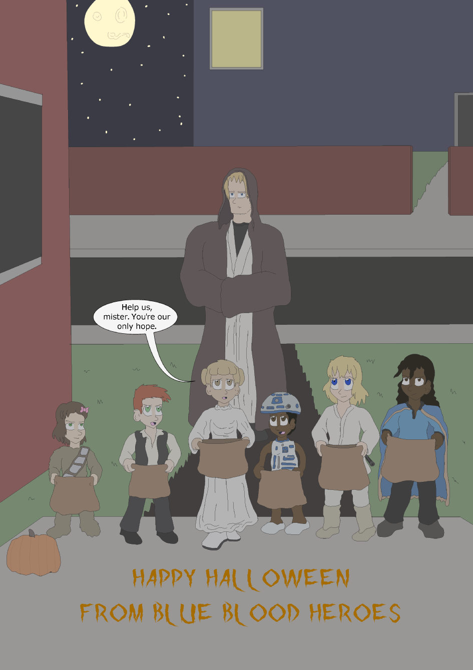 Happy Halloween, 2015! - Star Wars