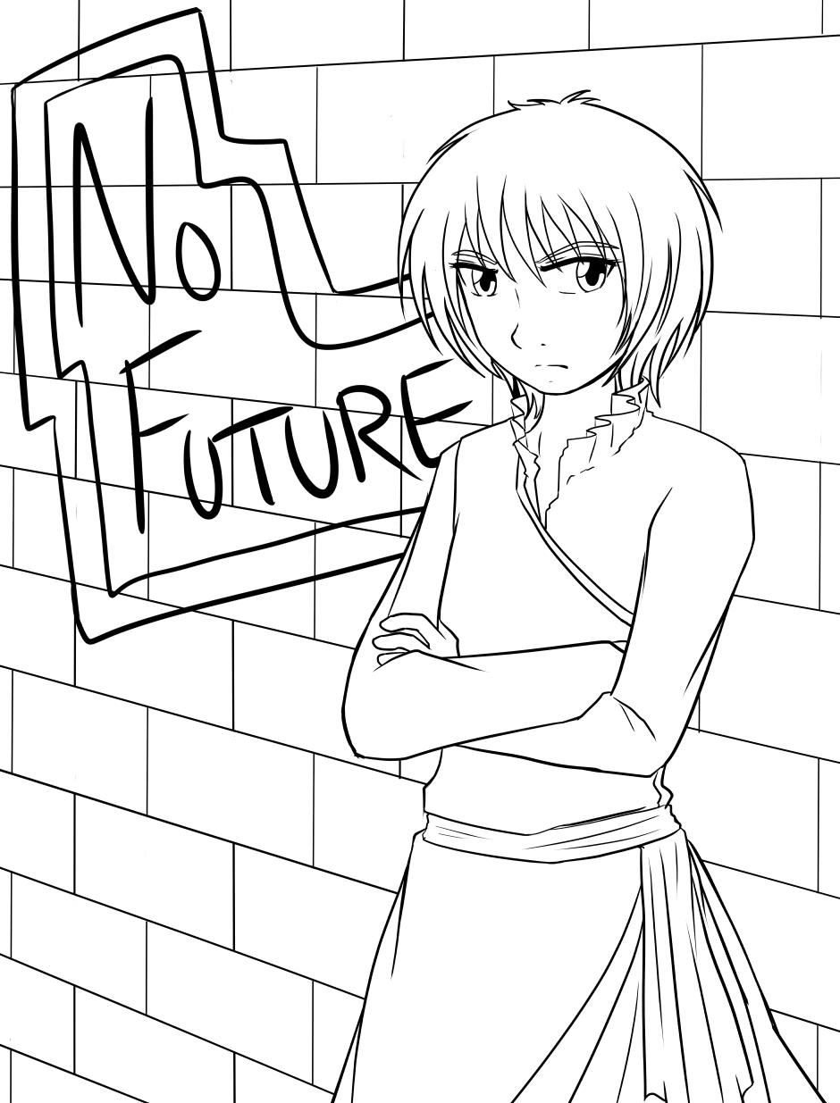 No Future - 16 - 01