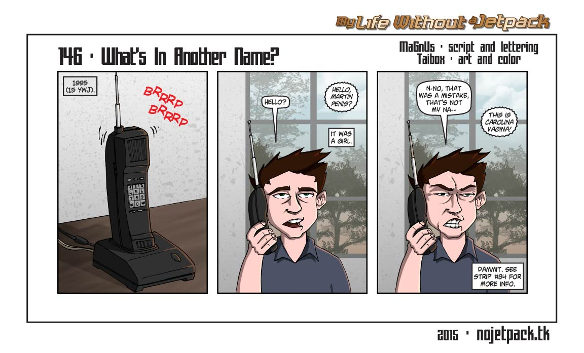146 - What's In Another Name?