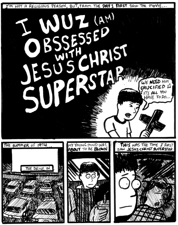 I Was Obsessed With Jesus Christ Superstar