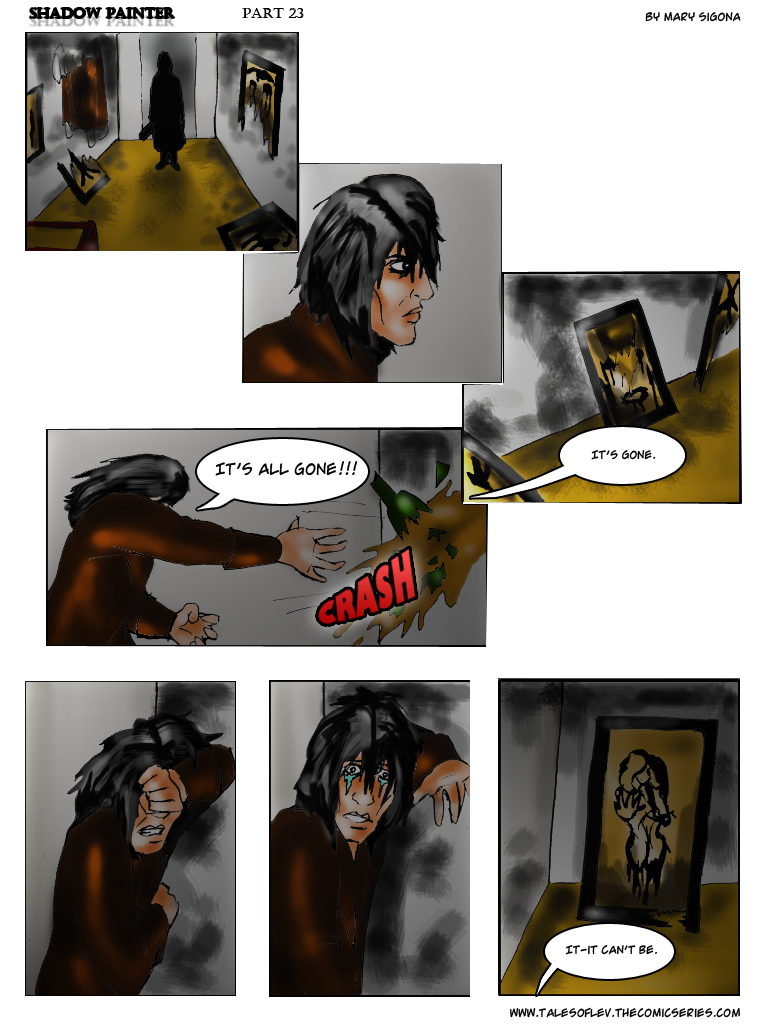 Shadow Painter: Part 23