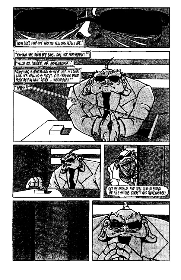 Men At Work - Page 7