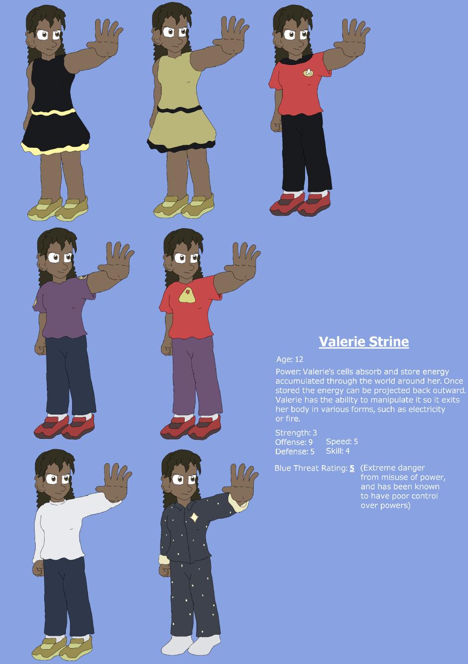 Filler: Valerie Styles