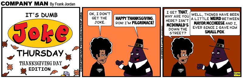 A Turkey Day Classic! 11/26/15